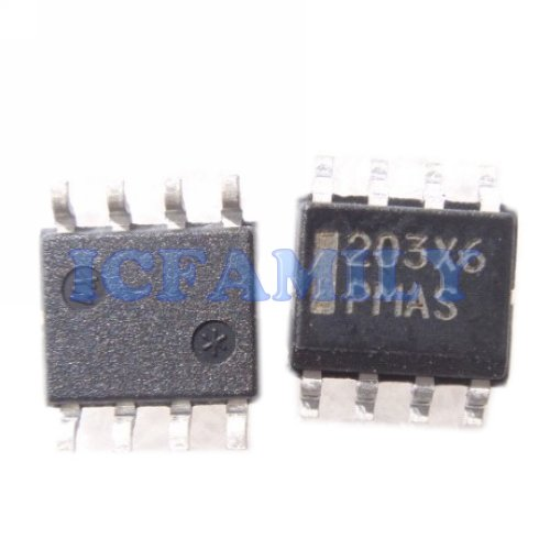10pcs ON NCP1203X6 203X6 PWM Current-Mode Controller SOIC-8 LCD Power IC