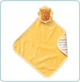 Tiny Tillia Rorsie Lion Huggable Security Blanket