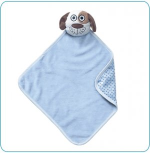 Tiny Tillia Duncan Dog Huggable Security Blanket