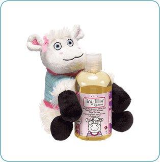 Tiny Tillia Indy Sheep Buddy + Bath Set