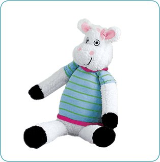 Tiny Tillia Sherpa Plush Toy - Indy Sheep