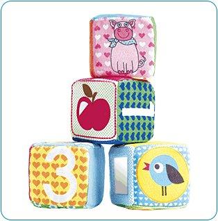 Tiny Tillia Soft Blocks