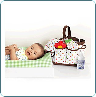 Tiny Tillia Changing Pad Cover