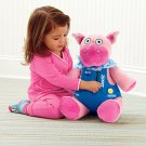 Tiny Tillia Dilly Pig Learn to Dress Toy - Avon