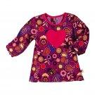 6-9 Months: Tiny Tillia Floral Paisley Swing Dress - Avon