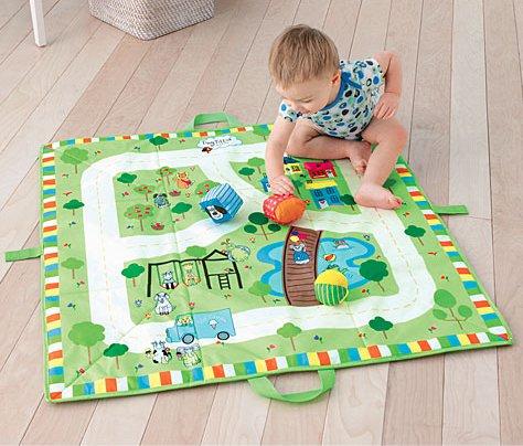 Tiny Tillia Padded Playmat - Avon