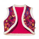 2T: Tiny Tillia Reversible Vest - Avon