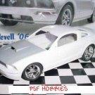 1/25 2006 2009 Revell Mustang Sport Scoop Resin Hood