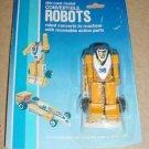 Tonka Convertible Robot Transformer Renault Elf Car