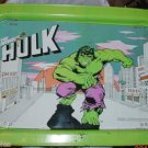 1979 TV TRAY LAP TRAY DINNER TRAY INCREDIBLE HULK