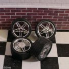 "1/25 Pegasus 19""  Elites Wheels & Tires Rims 1/24"