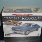 Revell 1969 Chevy Nova SS Plastic Model Car Kit 1/25 FREE GIFT MIP