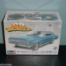 Revell 1967 Dodge Charger 426 Hemi  Plastic Model Car Kit 1/25 MIP FREE GIFT
