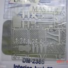 1/25 1/24 Detail Master Interior Junk 2 Diorama Photo Etched Model Car Parts