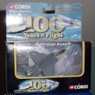 Corgi 100 Years of Flight Diecast F-16 Fighting Falcon Airplane American Aces