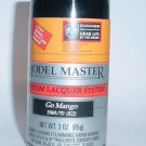 Testors Model Master Go Mango Dodge Lacquer 3oz Spray Model Car Paint