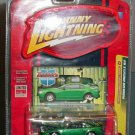 Johnny Lightning JL Modern Muscle R2 Ford 2000 Mustang Diecast Toy Car 1/64