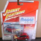 Johnny Lightning JL Mopar or No Car 2002 PT Cruiser Diecast Toy Car 1/64 Flames