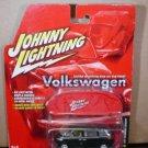 Johnny Lightning JL Volkswagen VW Microbus Concept Bus 2001 Diecast 1/64