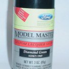 Testors Ford Diamond Green 3oz Spray Can Enamel Plastic Model Master Paint