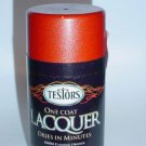 Testors One Coat Lacquer Flaming Orange 3oz Spray Can Hot Rod Model Metallic