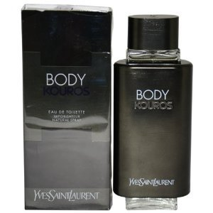 KOUROS For Men By YVES SAINT LAURENT Eau de Toilette Spray