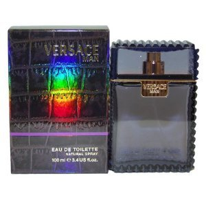 Versace Man by Versace 3.3oz 100ml EDT Spray
