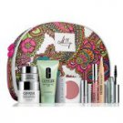 Clinique Exclusive Milly Beauty tote 8 Pcs Gift Set Spring 2012 by Clinique