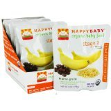 Happybaby Organic Baby Food Stage 3 Meals Ages 7+ Months Mama Grain -