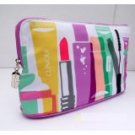 CLINIQUE Beauty Makeup Travel Cosmetic LARGE Bag