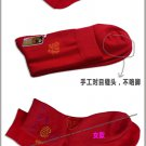 rayon from bamboo Red Socks (6 pairs)