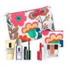 Brand New Clinique 2012 Fall 7 Pcs Gift Set: Dramatically Different Moisturizing Gel,