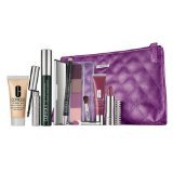 Limited Edition Clinique Pretty in Pink Plums 8 pcs Makeup Anniversary Value Set