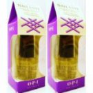 OPI Nail Envy (SOFT & THIN) (0.5 oz/15 mL.) Full Size Bottles (PACK Of 2 Bottles)