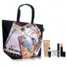 Lancome Travel Set (Cote D'Azur Tote) #1 6 Piece Set