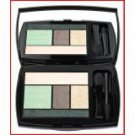 Lancome Color Design Eye Brightening All-In-One 5 Shadow & Liner Palette (503) Mint Jolie