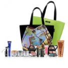 "Lancome Cosmetic Reversible Tote Bag ""COSMETICS PRODUCT NOT INCLUDED"""