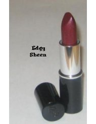 Lancome Color Design Sheen Lipstick ~ Edgy