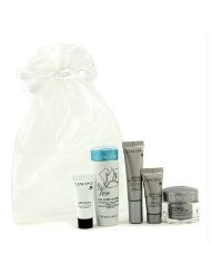 Travel Set: Cleansing Fluid + Renergie Lift Cream + Renergie Lift Serum + Renergie Lift Eye Cream