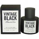 Kenneth Cole Vintage Black by Kenneth Cole for Men - 3.4 oz EDT Spray