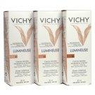 Vichy Lumineuse Tinted Moisturiser Dry Skin - 01 Claire