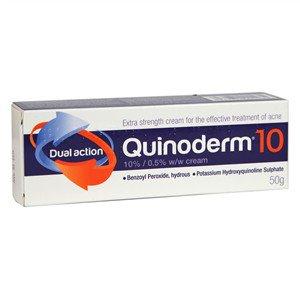 Quinoderm Cream 10-25g
