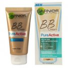 Garnier Pure Active BB Cream All-In-One Anti-imperfections Light-50ml