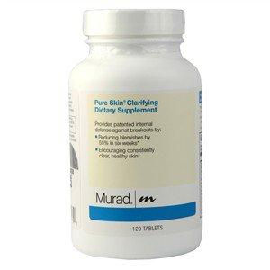 Murad Pure Skin Clarifying Dietary Supplement-120 Tabs