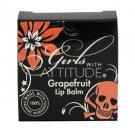 Girls With Attitude Lip Balm Grapefruit 100% Organic