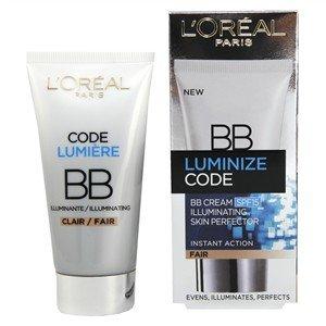 L'Oreal Luminize Code BB Cream Illuminating Skin Perfector ...