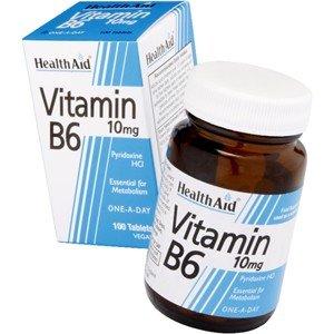 Pyridoxine 10 mg tablets