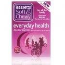 Bassett's Everyday Health Multivitamins Blueberry & Lycopene 30 pastilles