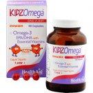 HealthAid KidzOmega - Chewable 60 Caps