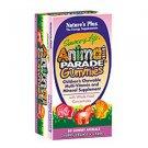 Natures Plus Animal Parade Gummies - Assorted Fruit Flavors 50 Gummies